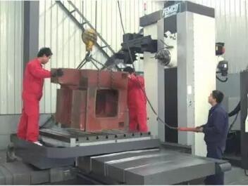机加生产设备