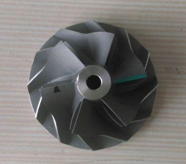 涡轮增压器什么原因能造成、擦壳、烧轴、叶轮打坏、断轴。