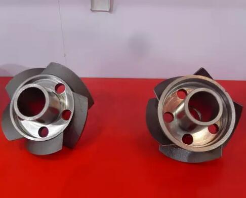 高镍铸铁导叶轮