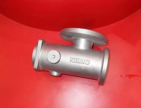 不锈钢泵体铸件