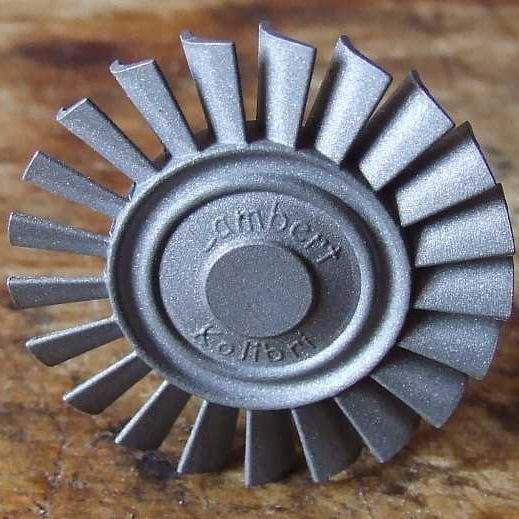邵阳涡轮增压器叶轮